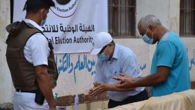 Photo of محافظ الاسماعيلية يتفقد اللجان الانتخابية