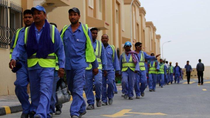 منحة العمالة غير المنتظمة