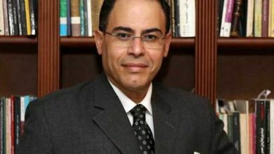 صورة شريف عارف : وعى الشعب هو الضربة الحقيقية لجماعة الإخوان
