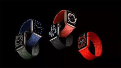 صورة آبل تعلن رسميًا عن Apple Watch Series 6 وApple Watch SE