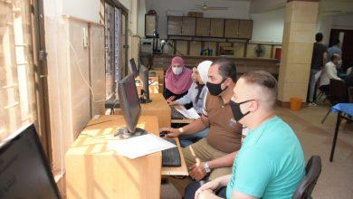 صورة معامل جامعة القاهرة تستقبل طلاب الثانوية العامة لإجراء تنسيق المرحلة الثالثة