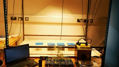 صورة تعاون بحثي بين جامعتي بنها وبريستول الإنجليزية في مجال تطوير الخلايا الشمسية