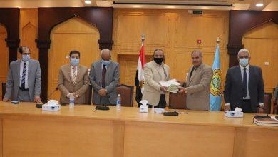 صورة رئيس جامعة الأزهر يلتقي أعضاء هيئة التدريس الحاصلين على درجات علمية من أوروبا وأمريكا