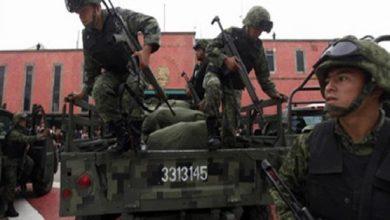 صورة أوامر اعتقال لأفراد بالجيش المكسيكي على علاقة باختفاء 43 طالبا فى 2014