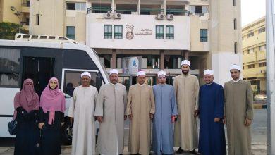 """صورة قافلة """"البحوث الإسلامية"""" إلى أسوان تواصل أنشطتها وتعقد لقاءات توعوية ومجتمعية"""