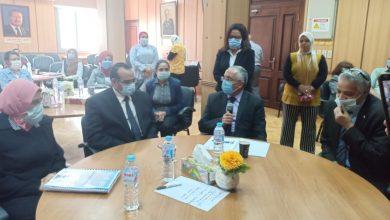 صورة الزراعة: تنفيذ دورة تدريبية حول تأسيس لجنة آمان حيوي في الجامعات المصرية