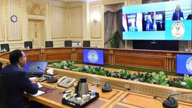 صورة تفاصيل اجتماع رئيس مجلس الوزراء مع محافظ بني سويف ومدير الأمن