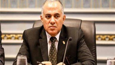 صورة وزير الري: اسبوع المياه بالقاهرة حدث عالمي تحت ادارة مصريه