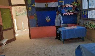 صورة متابعة جاهزية لجان انتخابات النواب بأبو المطامير في البحيرة