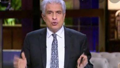 صورة وائل الابراشى : لا يمكن القبول بأن حرية التعبير تسيئ الى العقائد فالعقائد غير قابله للمناقشه
