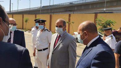 صورة رئيس جامعة الأزهر يتفقد الحرم الجامعي في أول أيام العام الدراسي الجديد