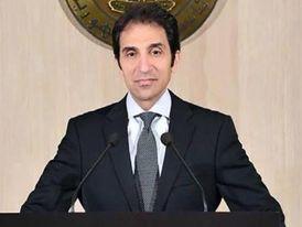 السفير بسام راضي،المتحدث باسم رئاسة الجمهورية