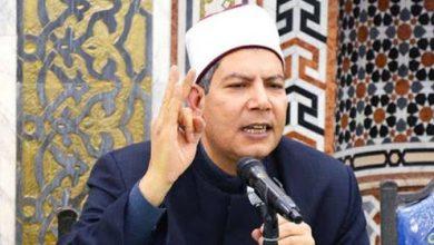 نوح العيسوي وكيل وزارة الأوقاف لشئون المساجد