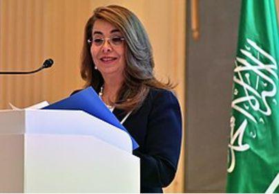 الدكتورة غادة والي، المدير التنفيذي لمكتب الأمم المتحدة