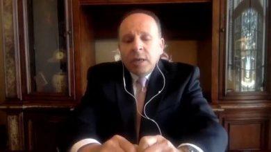 الدكتور غسان سعيد رئيس الجمعية الطبية العربية الأمريكية