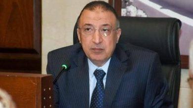 """محافظ الاسكندرية """" اللواء محمد الشريف"""""""