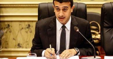 الدكتور طارق الخولى عضو مجلس النواب