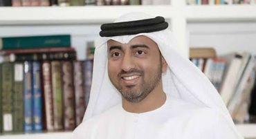 """رئيس تحرير صحيفة الاتحاد الاماراتية"""" حمد الكعبي"""""""