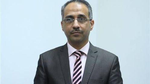 الدكتور محمود شاهين مدير مركز التنبؤات الجوية بهيئة الارصاد