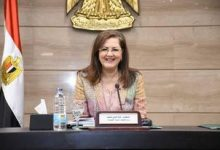 وزيرة التنمية والتخطيط الدكتورة هالة السعيد