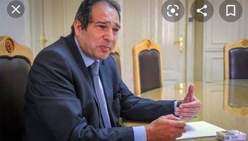 حسام الخولى نائب رئيس حزب مستقبل وطن