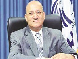 الكابتن رشدي زكريا رئيس الشركة القابضة لمصر للطيران