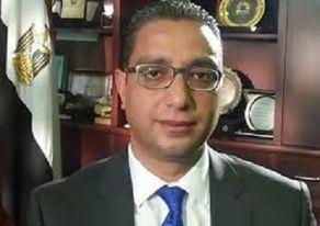 """محافظ الفيوم """" الدكتور احمد الانصاري"""""""