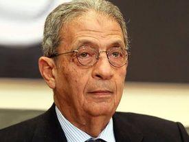 عمرو موسى، الامين العام الأسبق لجامعة الدول العربية