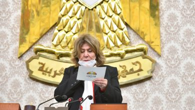من هو رئيس البرلمان الجديد