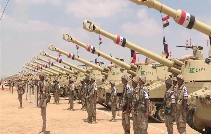 جيش مصر .. خير اجناد الارض