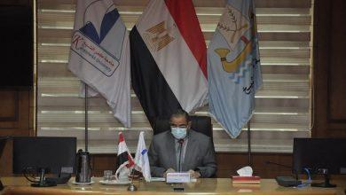 امتحانات الفصل الدراسي الأول في جامعة كفرالشيخ 27 فبراير