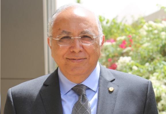 الدكتور أحمد الجوهرى رئيس الجامعة المصرية اليابانية للعلوم والتكنولوجيا