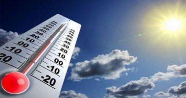 درجات الحرارة اليوم الإثنين 1/2/2021