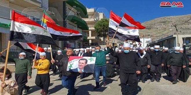 تبادل للأسري بين سوريا وإسرائيل بوساطة روسية