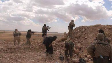 مقتل 18 داعشي خلال 24 ساعة بغارات روسية على البادية السورية