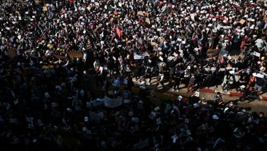 الأمن يطلق الرصاص المطاطي على المتظاهرين في ميانمار
