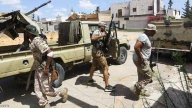 مقتل 7 مرتزقة سوريين بانفجار لغم في ليبيا