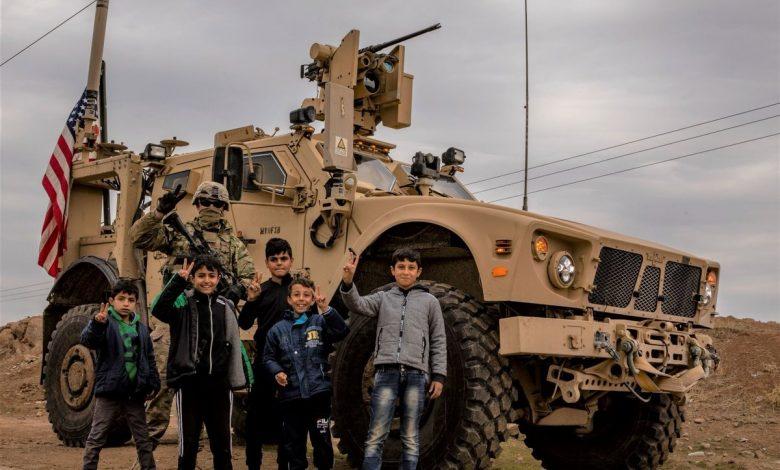 التحالف الدولي ينفي زيادة حجم قواته أو قواعده في سوريا