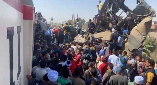 دول-عربية-ودولية-تعزي-مصر-فى-حادث-تصادم-قطاري-سوهاج