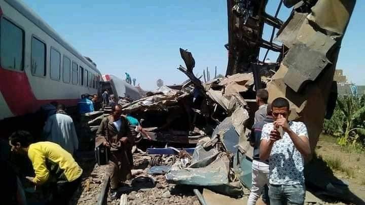 «البحوث الإسلامية» ينعى ضحايا حادث قطاري سوهاج