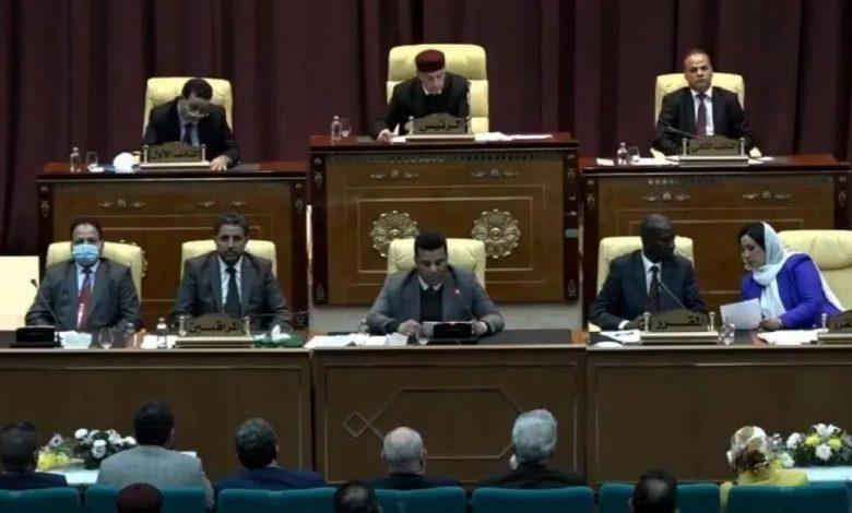 """توافق بين النواب الليبيين على استبعاد 3 وزراء من حكومة """"دبيبة"""""""