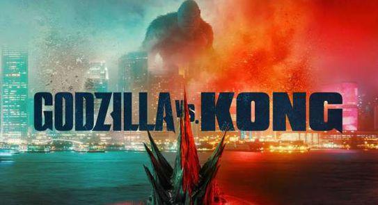 موعد عرض فيلم Godzilla Vs Kong في جميع دور العرض