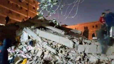 وفاة 8 وإصابة 29.. القصة الكاملة لإنهيار عقار في جسر السويس