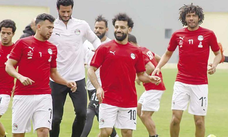 أزمة بين النني وحسام البدري.. هل رفض نجم آرسنال المشاركة في مباراة كينيا؟