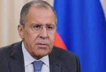وزير الخارجية الروسي سيرجي لافروفوزير الخارجية الروسي سيرجي لافروف