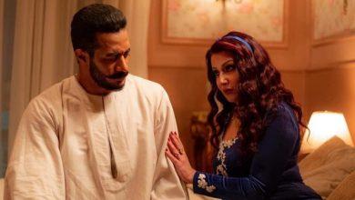صور سمية الخشاب مع محمد رمضان في الحلقات القادمة مسلسل موسي