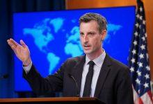 المتحدث باسم وزارة الخارجية الامريكية نيد برايس