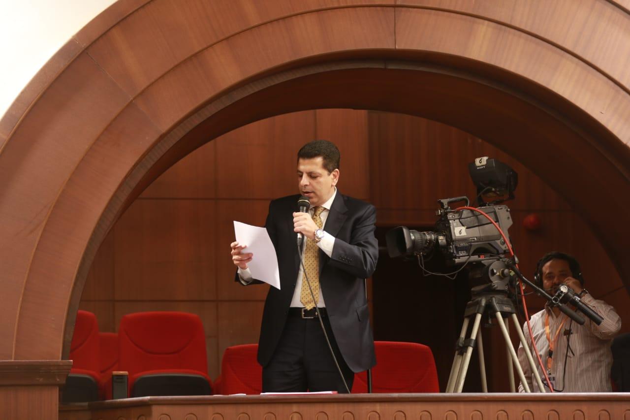 مجلس الشيوخ يوافق نهائيا على قانون إنشاء صندوق الوقف الخيرى