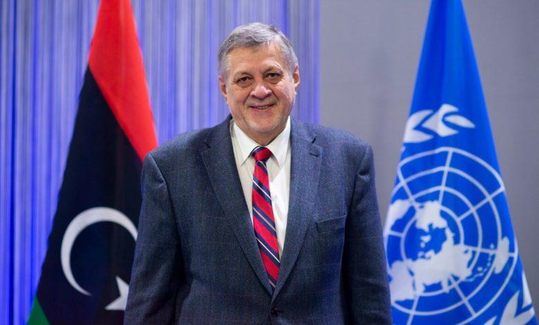 المبعوث الاممي الي ليبيا يان كوبيش