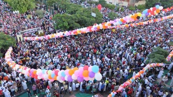 موعد صلاة عيد الفطر 2021 في مصر